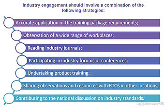 RTO Industry Consultation Services